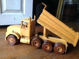 wooden toy trucks plan plans for woodworking logging truck wooden toy trucks plan tow truck plans