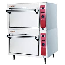 blodgett countertop double electric deck oven 1415 double