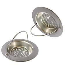 FSQ Floor Sink Basket Drain Strainer  Stainless Steel For Stainless Steel Kitchen Sink Basket Strainer