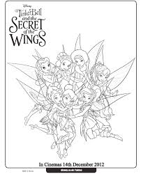 Small Picture TinkerBell Coloring Pages Fairies