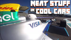 what it s like to drive a formula e car neat stuff in cool cars