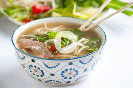 Asian vietmanies pho bowls