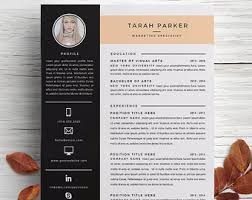 Marketing Resume Template | Cover Letter