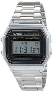 Casio Men's <b>Classic</b> Digital <b>Retro</b> Daily Alarm Micro Light <b>Watch</b> ...