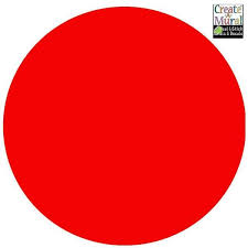 on wall art red dot with super fun giant red dot wall decal