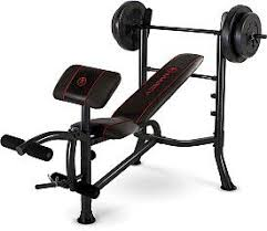 standard bench with 80 lbs weight set 159 sports authority weight lifting equipment workout