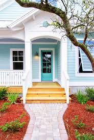 exterior paint ideas for beach cottages. fabulous cottages and bungalow decorating ideas images in entry beach design exterior paint for