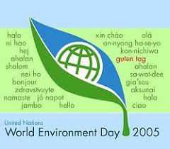 world environment day 1975 human settlements poster for world environment day 2005