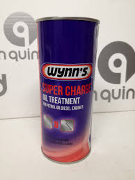 Wynns Synthetic Atf Application Chart Wynns Super Charge Oil Treatment 425ml