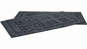 Alpine Neighbor Door Mat Washable IndoorOutdoor Low Profile ...