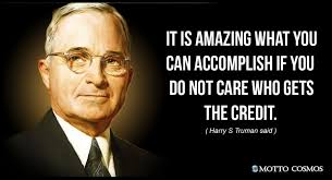 Harry S Truman Said Quotes 40 Motto Cosmos Best Harry S Truman Quotes