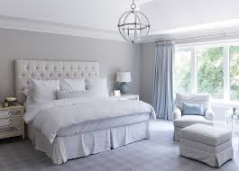 excellent blue bedroom white furniture pictures. Blue And Gray Bedroom Features A High Ceiling Accented With Danville Sphere Chandelier Illuminating Excellent White Furniture Pictures