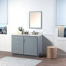 Bathroom Bathroom Floor Cabinet With White Toilet Design And