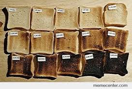 Toast Chart Toast Chart By Ben Meme Center