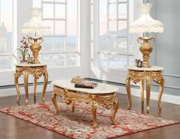 116 am coffee table marble top polrey