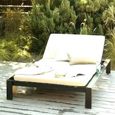 patio chaise lounge. Double Chaise Lounge Outdoor Furniture Patio Chairs You Ll Love A G