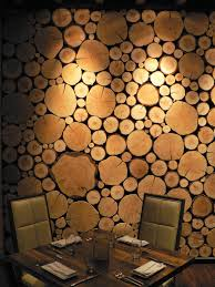 Small Picture 25 best Log wall ideas on Pinterest Log table Wood rounds and