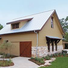cottage garage doorsFind a Charming Wood Garage Door  Southern Living