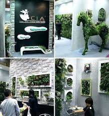 indoor artificial succulent walls to enlarge