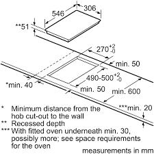Diagrams wiring · neff n53td40n0 31cm induction hob black