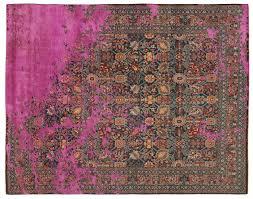 tabriz c rocked rug