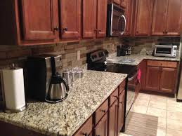 Rock Backsplash Kitchen Stone Kitchen Backsplash Simple Good Stone Backsplash And Stone