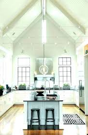 Vaulted kitchen ceiling lighting Farmhouse Kitchen Lighting For Vaulted Ceiling Captivating Kitchen Island Lighting Home Design Ideas Lighting For Vaulted Ceiling Captivating Kitchen Island Lighting For