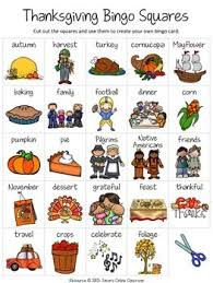 Thanksgiving Activities Free Thanksgiving Resources