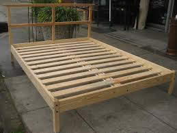 simple bed plans. Popular Queen Platform Bed Plans Simple Bed Plans F