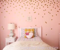 Polka Dot Bedroom Diy Polka Dot Walls Roxanne Stellmacher