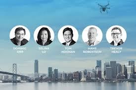 Four Unicorn CEOs Invest in Dedrone - sUAS News - The Business of Drones
