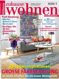Zuhause Wohnen September 09 2013
