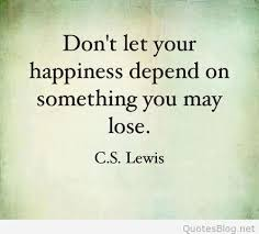 CS Lewis Happiness Quote Enchanting Happiness Quote