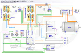 technical information circuit diagrams safety note make sure the wiring going to your charger bms master dc dc converter etc is all fused appropriately for the wire gauge and voltage
