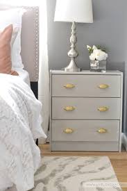diy ikea hack dresser. DIY Ikea Rast Hack With Sunbleached Gray Wood Stain - Rsust-oleum Diy Dresser
