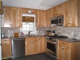 brick backsplash ideas. Kitchen Backsplash Design Ideas \u2013 Best Brick Bone Light Gray Ceramic Back Splash Decor With
