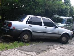 1987 Toyota Corrola For Sale
