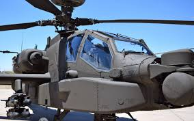 1st Batch Of 4 Apache Helicopters To Arrive In India Today