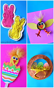 Kids Crafts 131 Best Easter Crafts For Kids Images On Pinterest