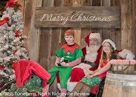 Holiday on the Ridge Celebrates the Season - North Ridgeville Review