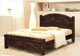 Unique Queen Size Beds Wood Bed Frames Plus Bedroom Dazzling ...