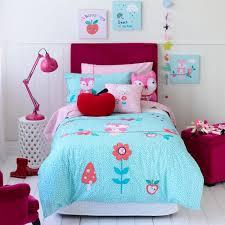 Owl Bedroom Adairs Kids Girls Alice Owl Bedroom Quilt Covers Coverlets