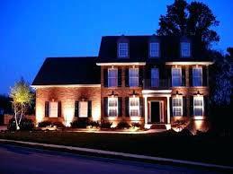 Exterior home lighting ideas Christmas Lights Outdoor Jamminonhaightcom Outdoor House Spotlights Large Size Of Outdoor House Lighting Ideas