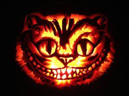 Cat Jack O Lantern Pattern Awesome Design Inspiration