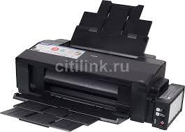 Купить <b>Принтер</b> струйный <b>EPSON L1800</b>, цвет: черный в ...