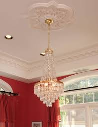 ceiling medallions for chandeliers wonderful and large decorating ideas 8