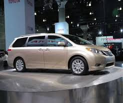 2017 Toyota Sienna Release Date And Redesign Info with regard to ...