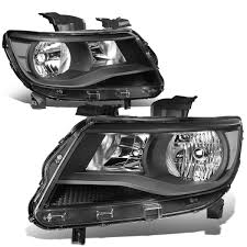 All Chevy 95 chevy headlights : DNA Motoring | Rakuten: For 15-17 Chevy Colorado Pair of Headlight ...
