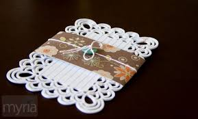 Creative Craft Projects To Make With Basic Lined Index Cards Myria