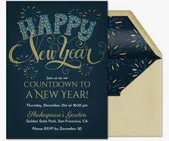 Free Online Party Invitations With Rsvp Free New Years Eve Party Invitations Evite Com